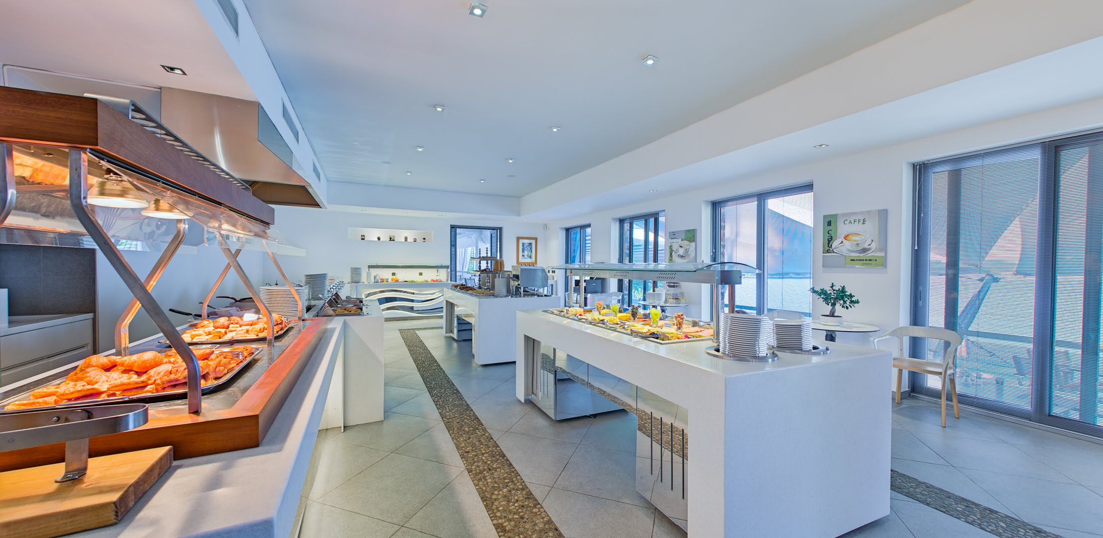 skopelos hotels adrina resort buffet 18