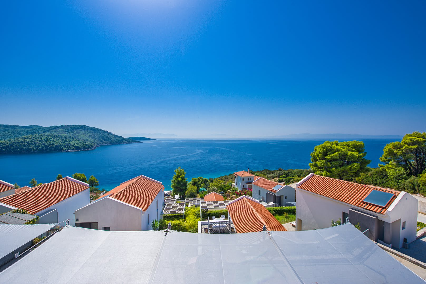 skopelos hotels adrina resort triple room 1