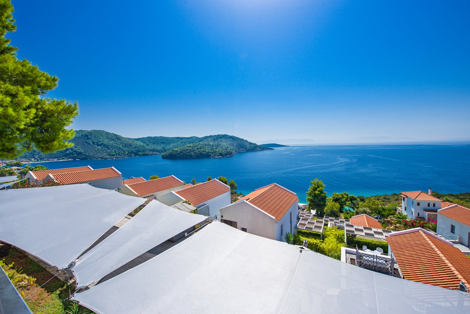 skopelos hotels adrina resort triple room 3.2