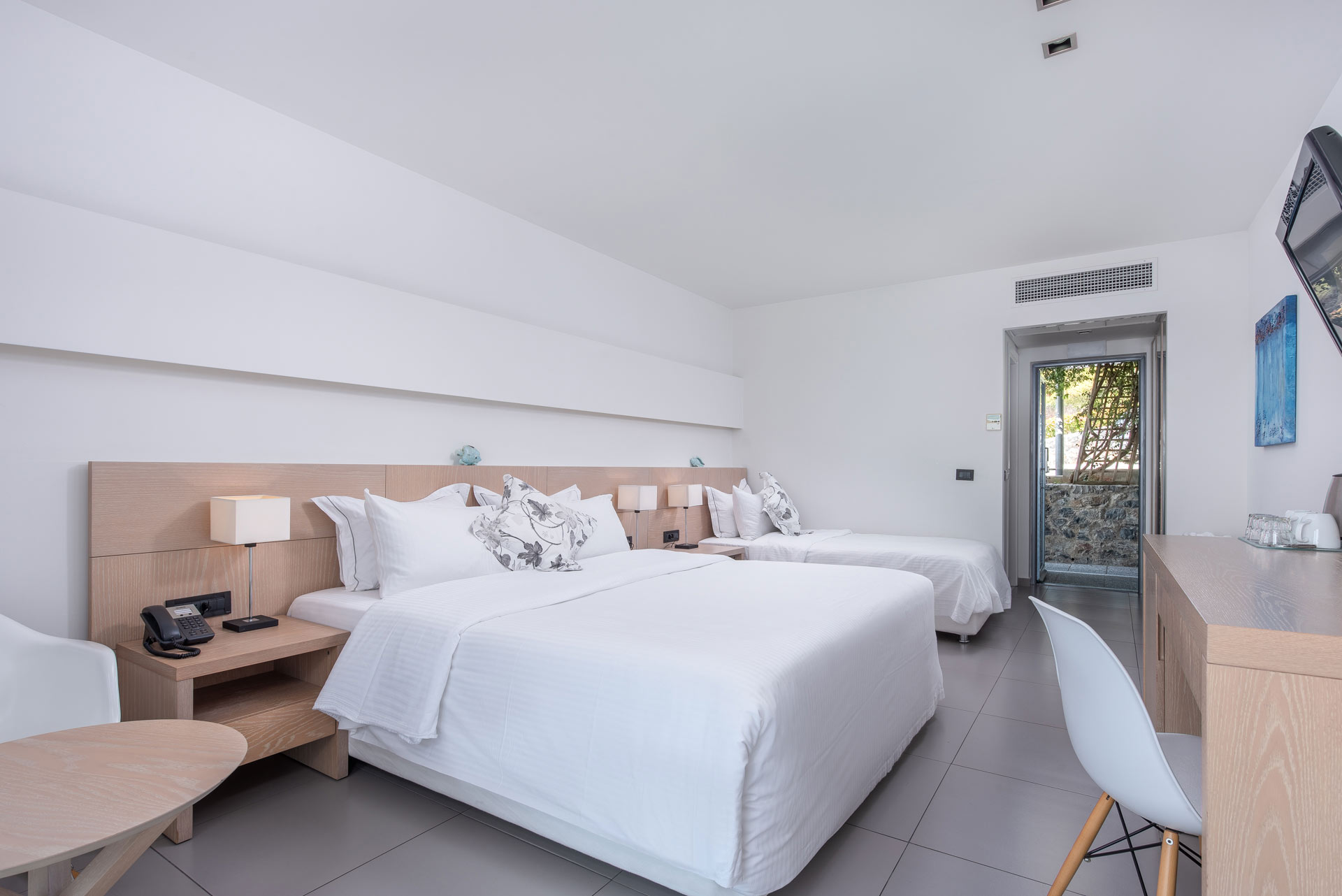 skopelos hotels adrina resort triple room eg 400